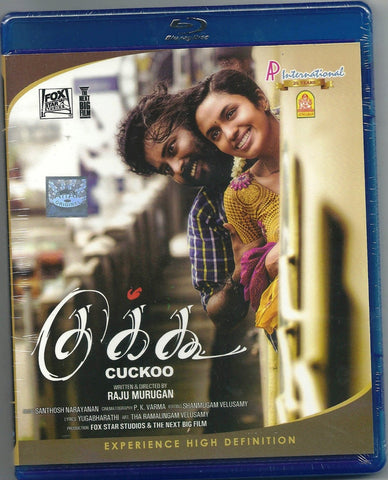 Buy Cuckoo BLURAY: TAMIL DVD online for USD 11.25 at alldesineeds