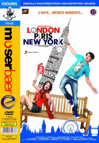 Buy London Paris Newyork online for USD 15.03 at alldesineeds