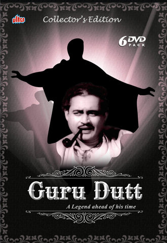 Buy Guru Dutt: A Legend Ahead of His Time - Collector's Edition online for USD 19.28 at alldesineeds