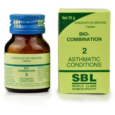 SBL Bio Combination 2 25g - alldesineeds