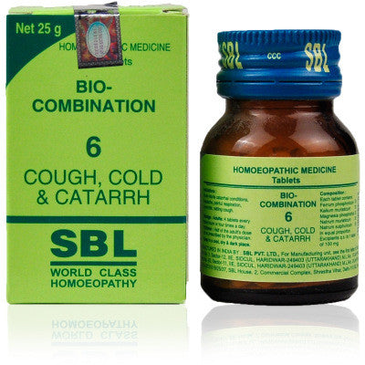 SBL Bio Combination 6 25g - alldesineeds