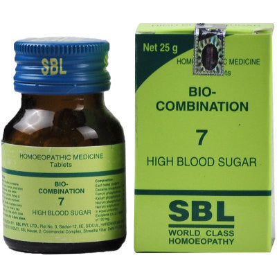 SBL Bio Combination 7 25g - alldesineeds