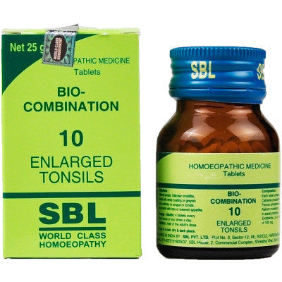 SBL Bio Combination 10 25g - alldesineeds