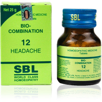 SBL Bio Combination 12 25g - alldesineeds