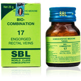SBL Bio Combination 17 25g - alldesineeds
