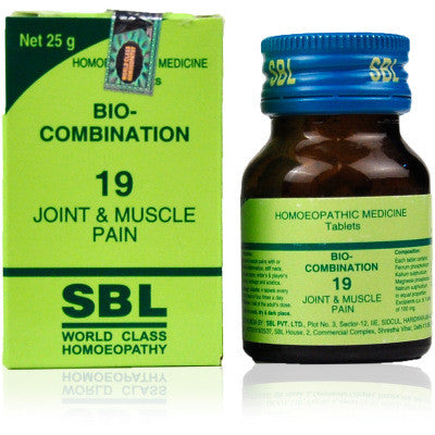 SBL Bio Combination 19 25g - alldesineeds