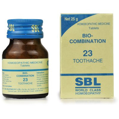 SBL Bio Combination 23 25g - alldesineeds