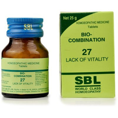 SBL Bio Combination 27 25g - alldesineeds