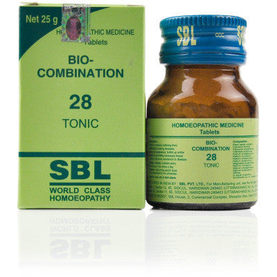 SBL Bio Combination 28 25g - alldesineeds