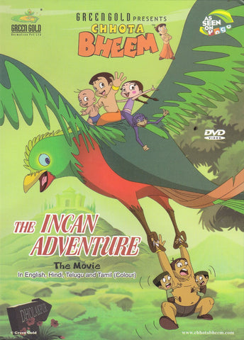 Buy The Incan Adventure online for USD 12.16 at alldesineeds