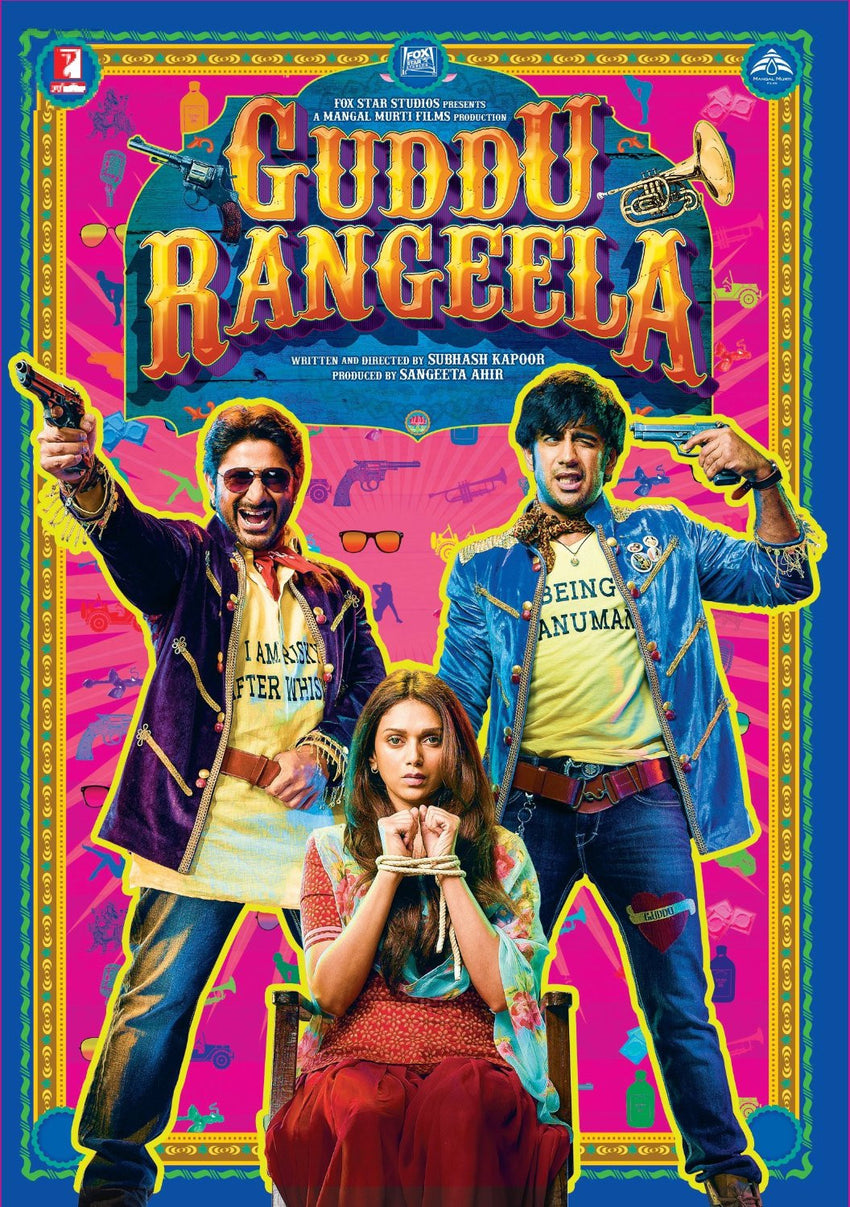 Buy Guddu Rangeela online for USD 14.29 at alldesineeds
