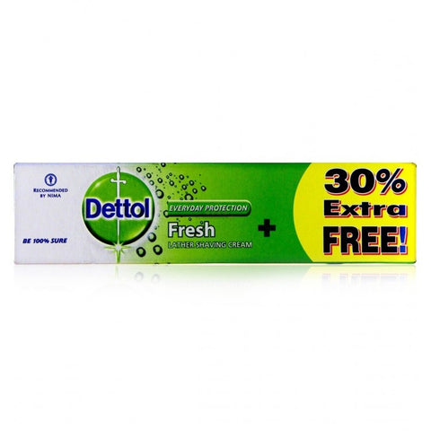 Buy DETTOL Lather Shaving Cream - Fresh