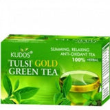 Kudos Tulsi Gold Green Tea (25 TBs)
