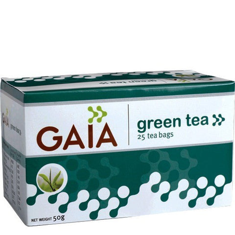 Gaia Green Tea 50Gms