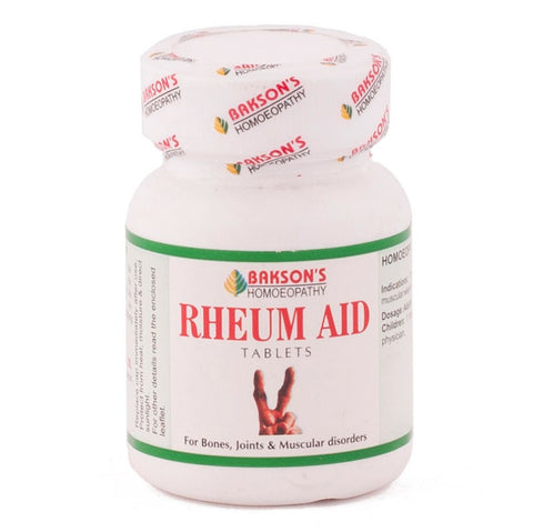 Buy 2 x BAKSONS Rheum Aid 100 Tabs (Total 200 Tabs) online for USD 15.2 at alldesineeds