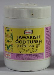 Buy 2 Pack  Hamdard Jawarish OOD Tursh 60gm each online for USD 10.62 at alldesineeds