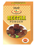 Khadi Manav Reetha powder 125gms X 2 - alldesineeds