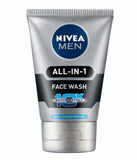 Buy NIVEA Face Wash - Men All in 1 100 gm Tube online for USD 10.74 at alldesineeds