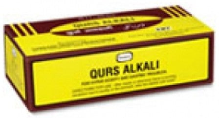 Buy 2 Pack Hamdard Qurs Alkali 200 Tablets online for USD 16.48 at alldesineeds