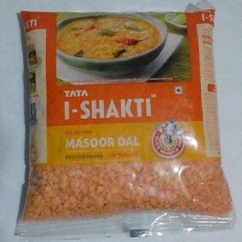 Buy Tata I Shakti Masoor Whole 500 g, set of 2 (Total 1 kg) online for USD 17.38 at alldesineeds