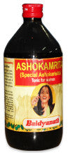Buy 2 Pack  Baidyanath Ashokarishta Special 450 ml each online for USD 35.44 at alldesineeds