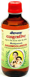 Buy 2 Pack  Baidyanath Dashmoolarista 450 ml each online for USD 35.44 at alldesineeds