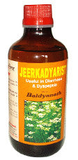Buy 2 Pack  Baidyanath Jeerakarishtam 450 ml each online for USD 35.44 at alldesineeds