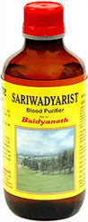 Buy 2 Pack  Baidyanath Sarivadyarista 450 ml each online for USD 35.44 at alldesineeds