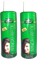 Buy 2 Pack Sunny Arnica Hair Oil With Jaborandi 150ml each- Baksons Homeopathy online for USD 14.42 at alldesineeds