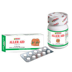 Buy Aller Aid Tablet Fights Allergic Rhinitis - Baksons Homeopathy online for USD 29.06 at alldesineeds