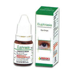 2 pack Bakson's Homeopathy - Euphrasia Eye Drops 10ml