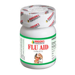 BAKSONS Flu Aid (200 Tabs) - alldesineeds