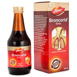 Buy BRONCORID SYRUP 200ML online for USD 13.2 at alldesineeds