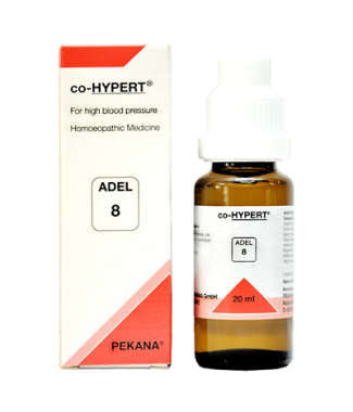 1 x ADEL Germany Adel 8 - CO-HYPERT DROPS, 20ml each - alldesineeds