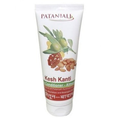 Buy 2 Pack Patanjali Hair Conditioner - Almond, 100 gms each online for USD 9.99 at alldesineeds