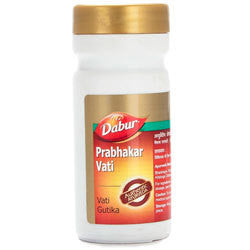 Dabur Prabhakar Vati 80 tablets combo of 4 packs - alldesineeds