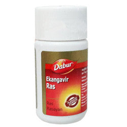 Dabur Ekangveer Ras 80tablets combo of 5 packs - alldesineeds