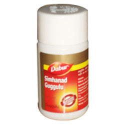Dabur Simhanad Guggulu 80tablets combo of 5 packs - alldesineeds
