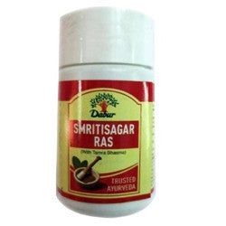 Dabur Smriti Sagar Ras 160tablets combo of 5 packs - alldesineeds