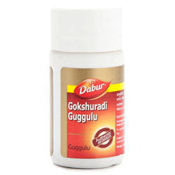 Dabur Gokshuradi Guggulu 80tablets combo of 5 packs - alldesineeds