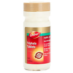 Dabur Triphala Tablets 60tablets combo of 5 packs - alldesineeds