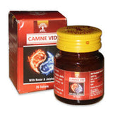 Buy Dabur Camne Vid 1 Bottle (1 x 25 Tablets) online for USD 16.45 at alldesineeds