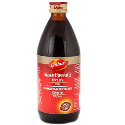 Buy Dabur Mahamanjisthadi Kwath 450ml online for USD 25.95 at alldesineeds