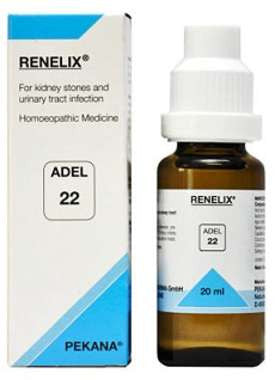 1 x ADEL Germany Adel 22 - RENELIX DROPS, 20ml each - alldesineeds