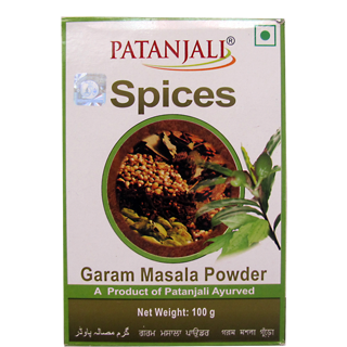 Buy Patanjali Garam Masala 100 Gms X 3 (Pack of 3) online for USD 25.79 at alldesineeds