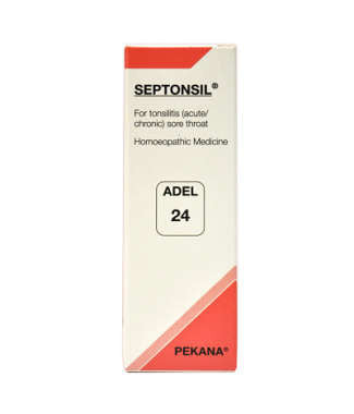 1 x ADEL Germany Adel 24 - SEPTONSIL DROPS, 20ml each - alldesineeds