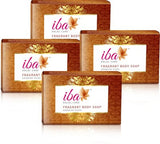 Buy Set of 4 Iba Halal Care Fragrant Body Soap Arabian Oudh, 100gms each (Total 4... online for USD 23 at alldesineeds