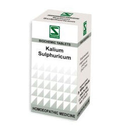 Buy 3 Pack of Kalium Sulphuricum - Schwabe Homeopathy online for USD 27.99 at alldesineeds