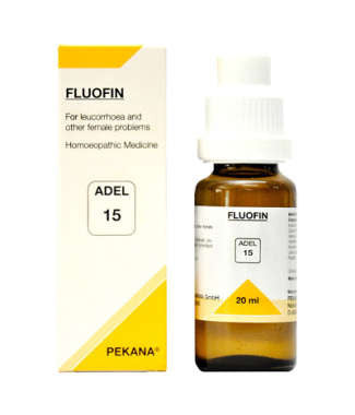 1 x ADEL Germany Adel 15 - FLUOFIN DROPS, 20ml each - alldesineeds
