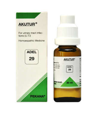1 x ADEL Germany Adel 29 - AKUTUR DROPS, 20ml each - alldesineeds